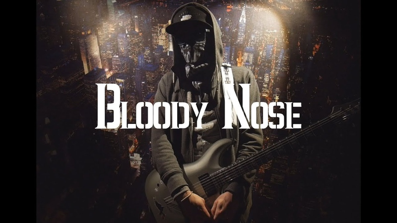 Hollywood Undead - Bloody Nose (guitar cover by KASTR)