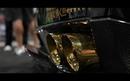 [4K] Black X Gold Liberty Walk GT-R R35