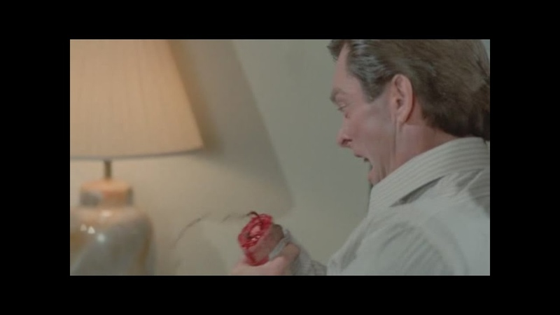 Blood Rage 1987 chopped arm scene