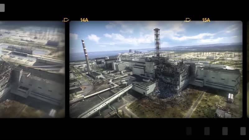 Чернобыль Металл вывозят тоннами