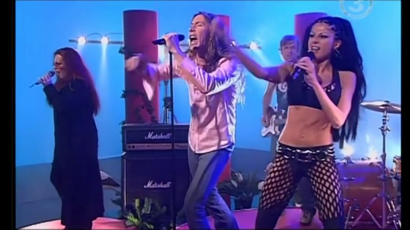 E-Type - Life (live at tv3 viasat) HD 720p.