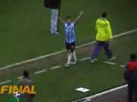 Briga dos jogadores no Gre-Nal de Juniores 2007