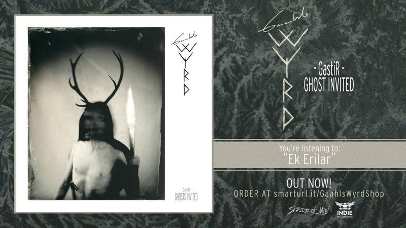 Gaahls WYRD - GastiR - Ghosts Invited (2019) Full Album