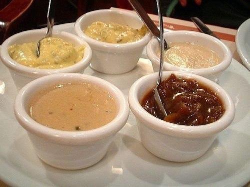 Вкуснейшие соусы к мясным блюдам. На любой вкус!