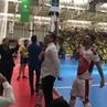 "Fut5al banget 2016 on Instagram: ""Full Time:Jaen Paraiso vs ElPozo Murcia 3-4 |Semi-Final Leg 2 Play OFF LNFS 2019. LNFS FutsalHeart💙 Futsal"