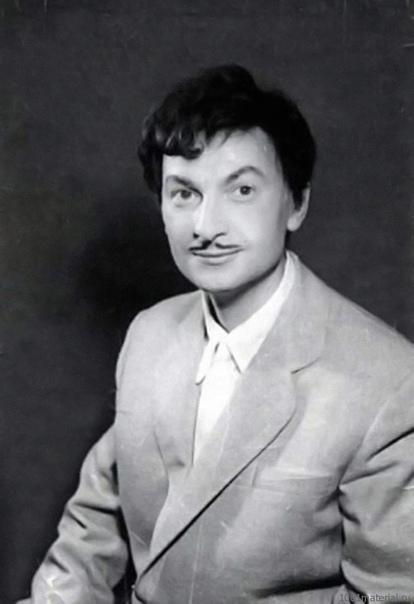 Из прошлого:  Георгий Вицин.
