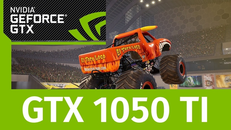 Xeon E3 1240 V2 12GB DDR3 GTX 1050 Ti Monster Jam Steel Titans GamePlay Test