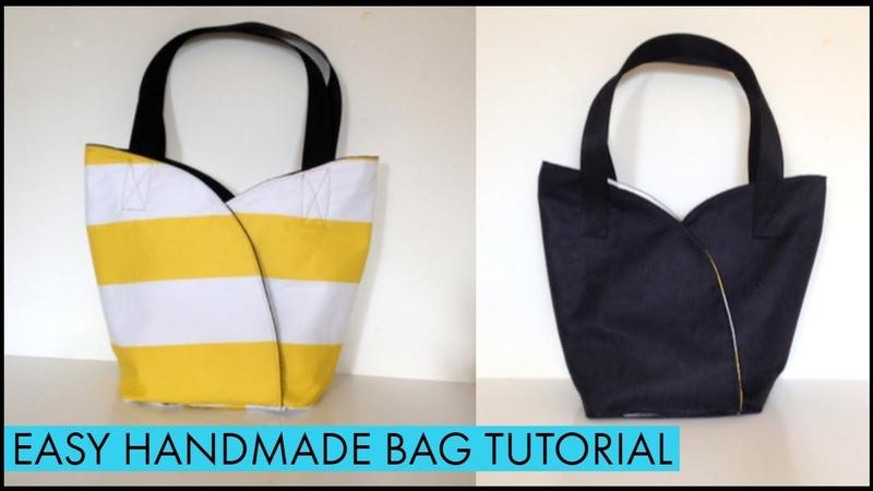 DIY CUTE BAG/coudre un sac/bolsa diy/DIY Tasche/bolsa de bricolaje/DIYバッグ디백เย็บกระเป๋าผ้า