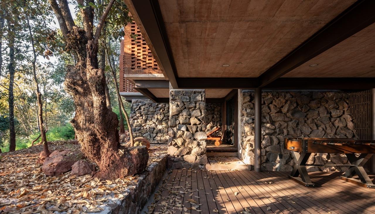 Жилой дом от архитекторов Daniela Bucio Sistos // Taller de Arquitectura y Diseño