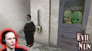 Дети в Прачечной?! Подружка Монахини Их Любит?! - Evil Nun 1.3.0 | Монахиня