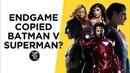 Russo Brothers Copied Batman v Superman Scenes For Avengers Endgame?