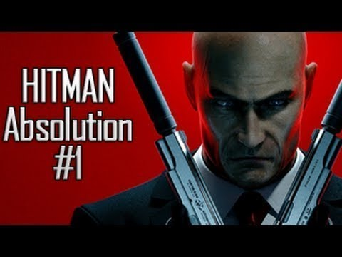 Hitman: Absolution. Game movies part 1 HD ( bolum 1) Turkce