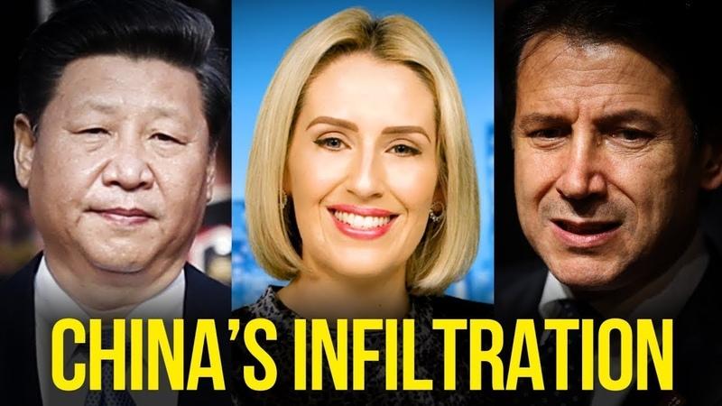 China unterwandert Europa mit der Salami-Taktik: Spalten und Erobern   Declassified Deutsch