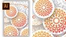How to Make a Simple Vector Mandala in Adobe Illustrator