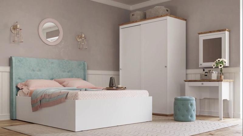 Спальня Адеми от Involux