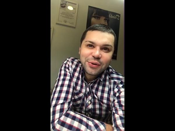Сергей Лаврухин коррекция по квадрату ч1