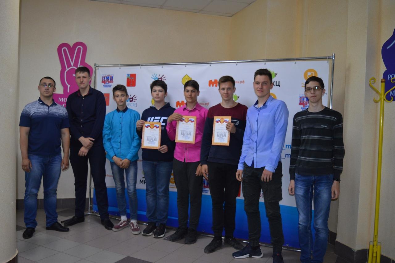 Любительский шахматный турнир «Шах и мат»
