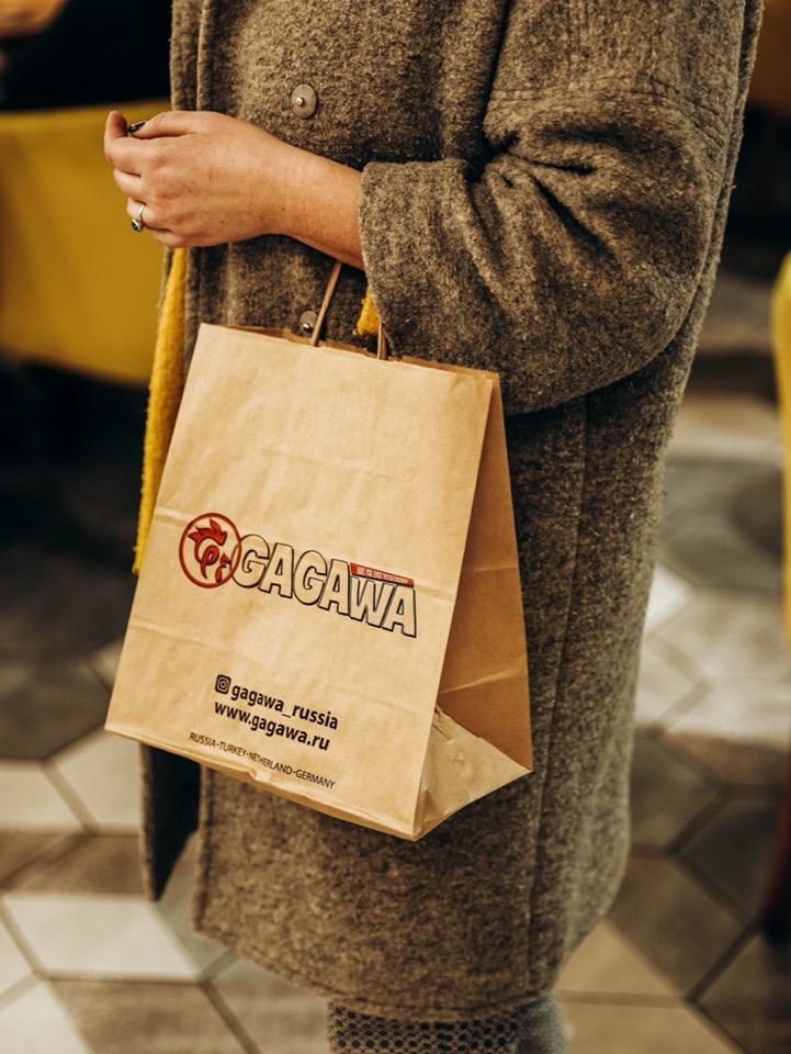 Ресторан «Gagawa» - Вконтакте
