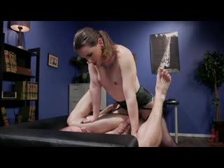 Jenna creed and jonah marx: get fired or get fucked [2019 г., shemale on male, hardcore, anal, bondage, cum in mouth, 720p]