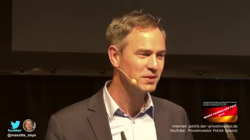 """""""Die Ukraine ist ein militärischer Parkplatz der NATO Vortrag von Dr Daniele Ganser"""