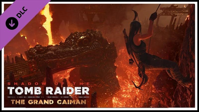 Shadow of the Tomb Raider DLC 6 ★ The Grand Caiman