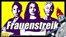 Frauenstreik am Frauentag Gespaltene Gesellschaft Jeder gegen Jeden