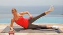 GymRa - Full Body Beginner Dumbbell Workout At Home | Спокойная силовая тренировка для новичков с гантелями