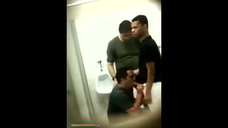 gay thug hunter laundryroom fuck