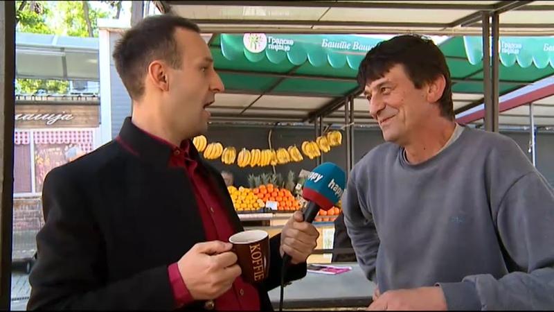 Jagode slatke kao prva ljubav! - DJS - (TV Happy 08.05.2019)