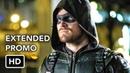 ARROW Season 8 Comic Con Trailer HD Stephen Amell Katie Cassidy David Ramsey