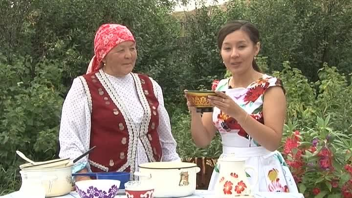 Башкирский напиток Буза. Мастер-класс от Сунагатовой Тансылу. Тубинск. БСТ