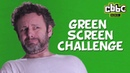 Michael Sheen takes on The Green Screen Challenge in Cinemaniacs - CBBC