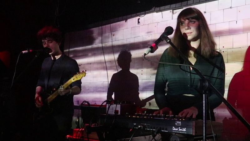 The KVB - On My Skin @ Mosaique, St Petersburg, Russia, 20.04.2019