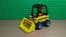 Lego Самоделка - Фронтальный погрузчик /Экскаватор-погрузчик 428 f2