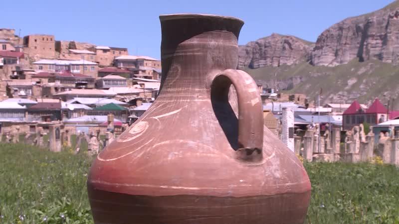 Наша Марка Балхарская керамика
