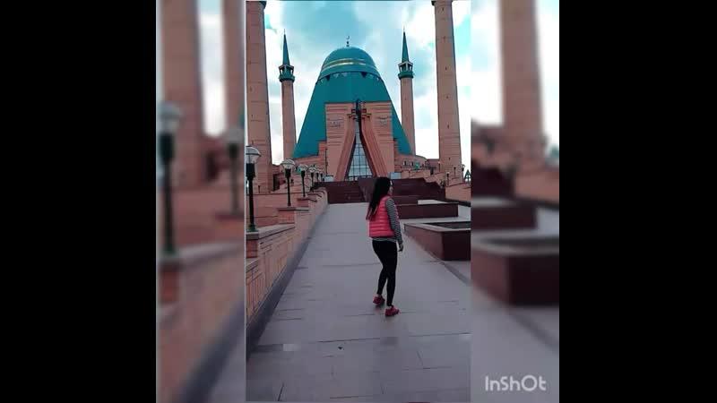 Оочень красивый Мечеть в Павлодаре)🕌😍🤗