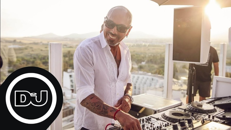 David Morales Sunset DJ Set Live From DJMagHQ Ibiza