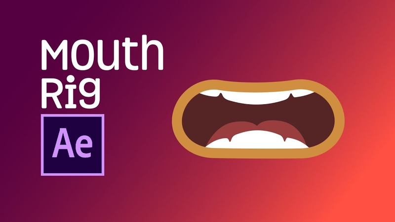 After Effects Tutorial - Mouth Rig | Joysticks n Sliders | Easy to animate mouth for lip sync