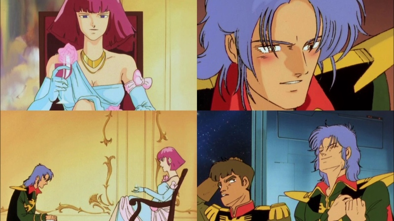 Gundam 機動戦士ガンダムZZ BGM 再来の騎士 Knight's Return