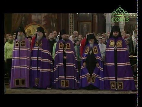 Слово при вручении жезла Парамону (Голубке), епископу Бронницкому.