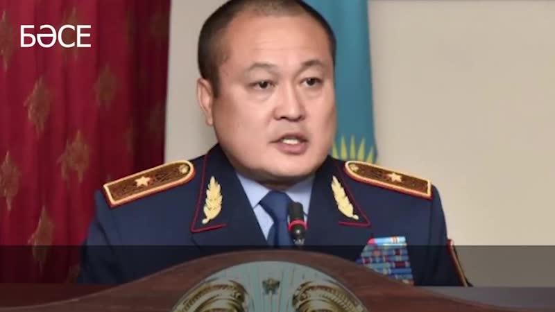 Блатной генерал не смог обосновать свои слова. Замминистра МВД уволен - БАСЕ.mp4