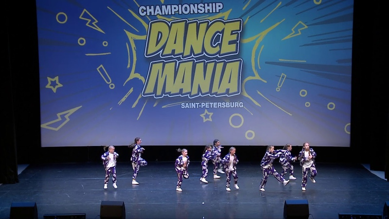 DANCE MANIA JSB