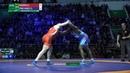 Round 1 FS - 125 kg: Z. KHIZRIEV (RUS) v. O. PINO HINDS (CUB)