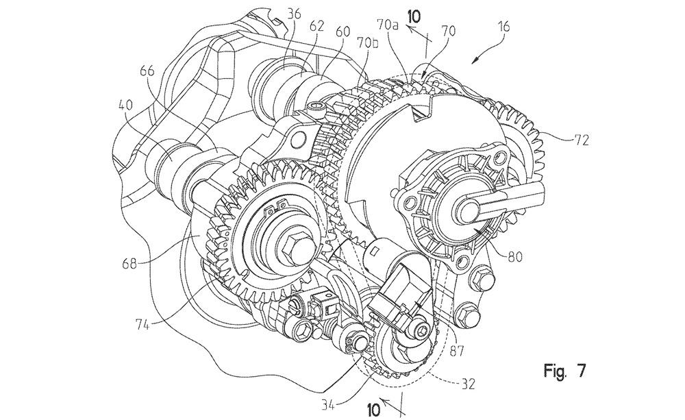 Компания Indian разрабатывает VVT-технологию для своего двигателя Thunder Stroke