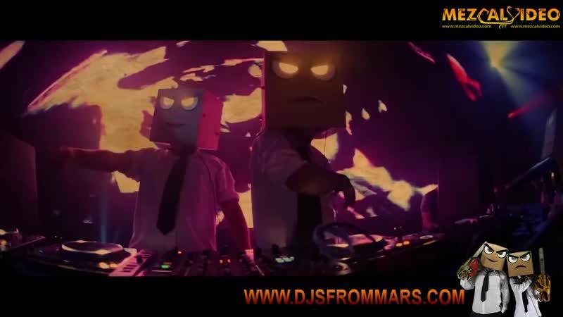David Guetta Vs Faltermeyer Vs Knife Party - Axel Fs Dangerous Resistance (Djs From Mars Bootleg)