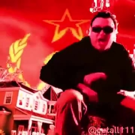 Smash Mouth - Somebody once told me to support communism