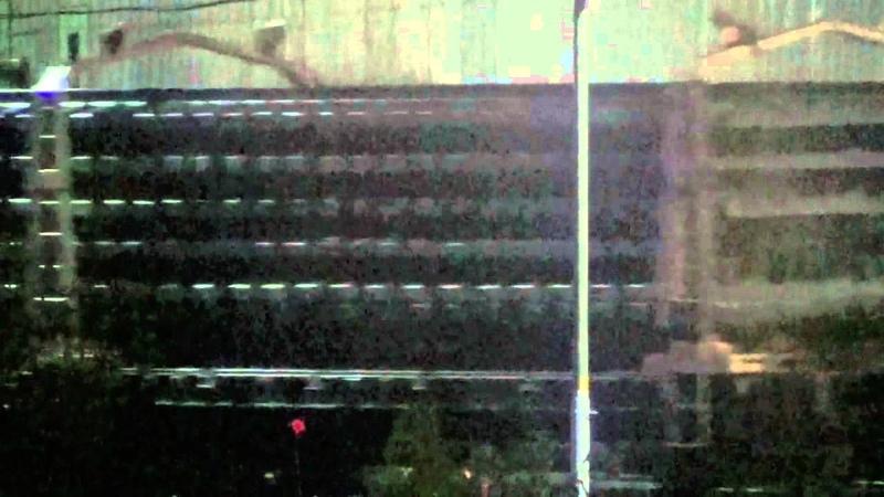 2М62у-0034 с хозяйственным поездом с жд полотнами