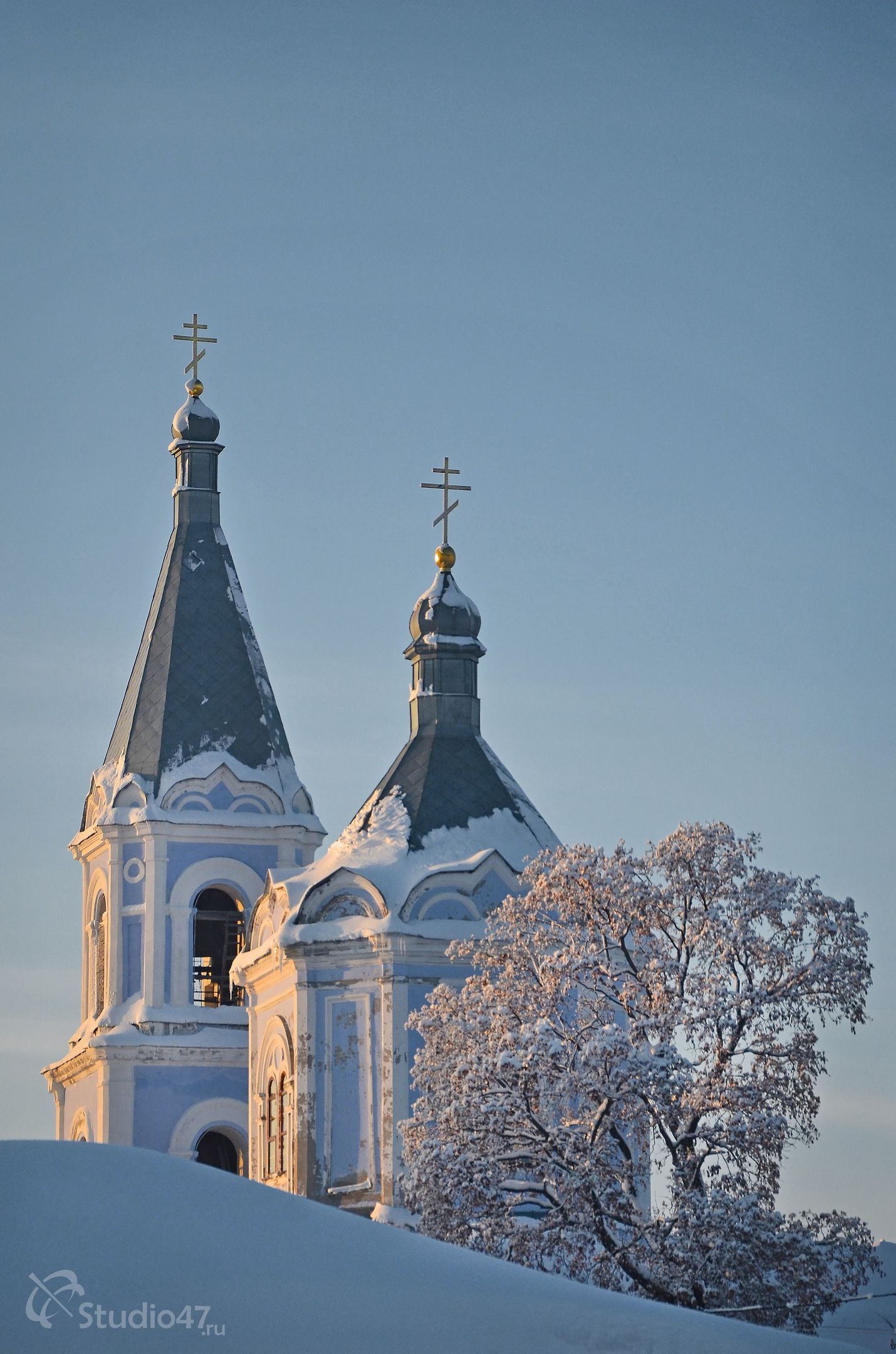 Знаменская церковь в Борисоглебске