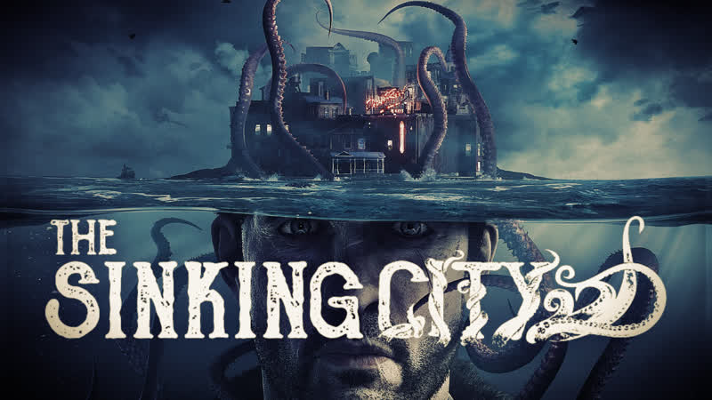 Первый взгляд The Sinking City Безумие Лафкрафт Ктулху