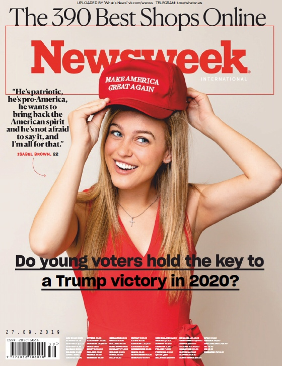 Newsweek International - 27.09.2019